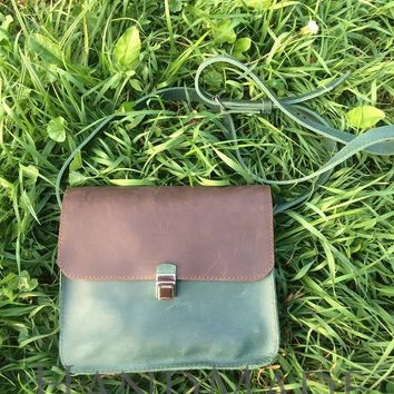 "Lady's bag ""Сombined color"""