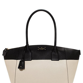 Kate Spade Kendall Court Henley Black/Canvas ONE