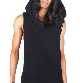 THE SQUAD Sleeveless Hooded Tank - 50% OFF