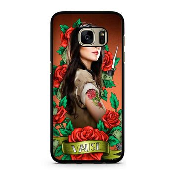 Orange Is The New Black Alex Vause 5 Samsung Galaxy S7 Case