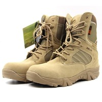 Tactical Outdoor Climbing Boots