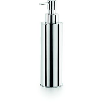 LB Saon Countertop Pump Soap Lotion Dispenser 250ml/8.5oz Kitchen Bath Chrome