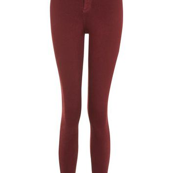 MOTO Red Joni Jeans - Jeans - Clothing