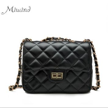 Women Bags Handbags Tote Crossbody Over Shoulder Sling Summer Leather Quilted Chain Lock Small Flap Messenger Luxury Designer