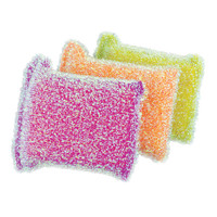 Sparkle Scrub Sponges (Set of 6)