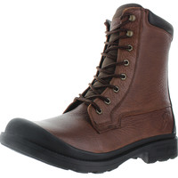 "Goodyear Vegas GY8002 Men's 8"" Work Boots Pebble Leather"