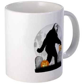 GONE HALLOWEEN SQUATCHIN' MUGS