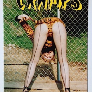 The Cramps Magazine - 1986