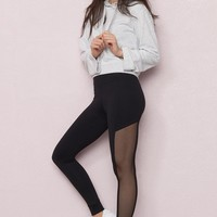 Sporty Mesh Legging