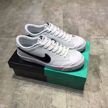"""Nike Sb Blazer Zoom Low Xt"" Unisex Sport Casual Plate Shoes Couple Fashion Skateboard Shoes Sneakers"