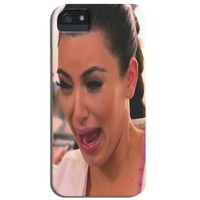 Kim K Crying Case