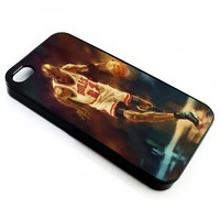 Michael Jordan 2 | iPhone 4/4s 5 5s 5c 6 6+ Case | Samsung Galaxy s3 s4 s5 s6 Case |