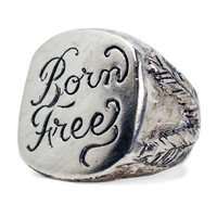 """Born Free"" Ring by Souvenir Jewelry"