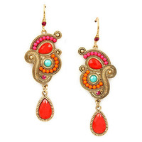 Pree Brulee - Opulent Earrings