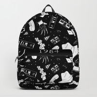 Welcome to Springwood! Backpack by mushabon
