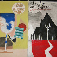 Sleeping With Sirens Album Covers