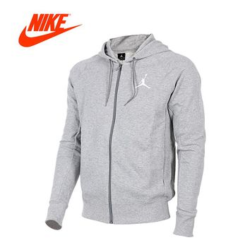 Nike men's Jordan sports leisure running Hooded Jacket