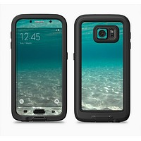 The Under The Sea Scenery Full Body Samsung Galaxy S6 LifeProof Fre Case Skin Kit