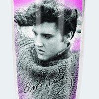 Elvis Pink Insulated Tumbler