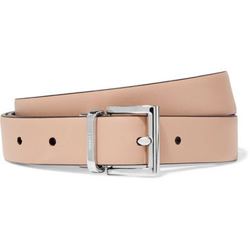 Prada - Reversible leather belt