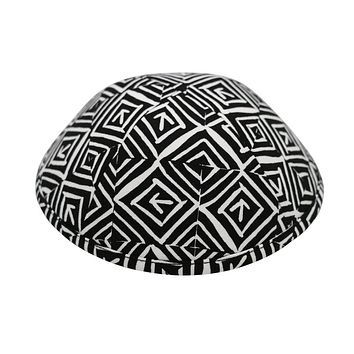IKIPPAH Squares and Arrows Kippah