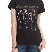 The Mortal Instruments: City Of Bones Shadow Hunters Girls T-Shirt
