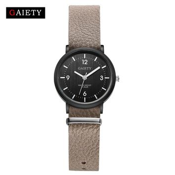 GAIETY Casual Watch