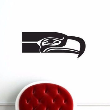 Seattle Seahawks NFL Team Superbowl Wall Decal Gm0589 FRST