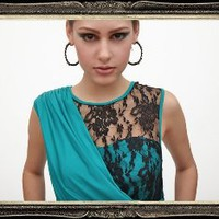 Victoria Ruched Dress