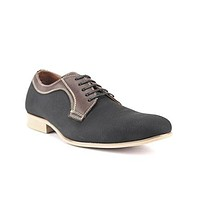 Ferro Aldo Men's 19380AL-E Lace Up Desert Casual Dress Oxfords Shoes