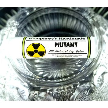 MUTANT Lip Balm | Lemon Lime Flavor | Essential Oil