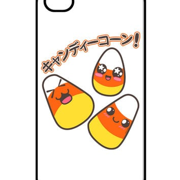 Japanese Kawaii Candy Corn Halloween iPhone 4 / 4S Case
