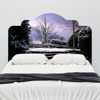Paul Moore's Trip to Narnia Headboard wall decal
