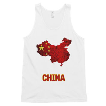 The China Tank Top (unisex)