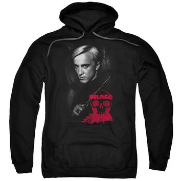 Harry Potter - Draco Portrait Adult Pull Over Hoodie Officially Licensed Apparel