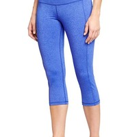 """Women's Active by Old Navy Compression Capris (19"""")"""