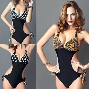 Summer High Quality Comfortable Sexy Ladies Swimwear [6050454593]