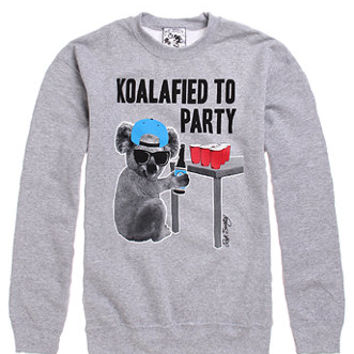 Riot Society Koalified To Party Crew Fleece at PacSun.com
