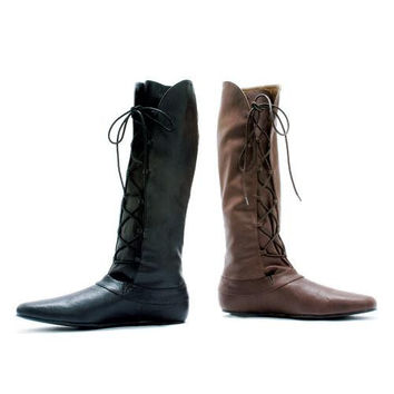 "1"" Renaissance Boot. Mens."