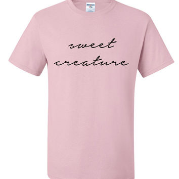 "Harry Styles ""Sweet Creature"" T-Shirt"