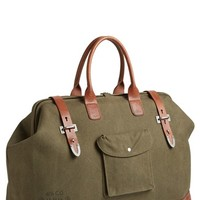 Men's Parson Gray 'Artillery' Satchel
