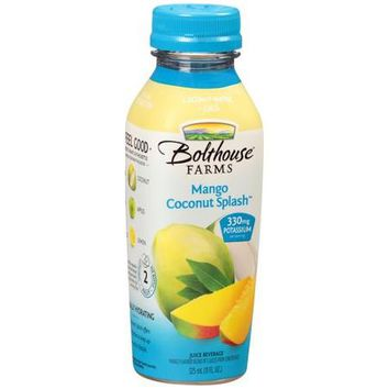 Bolthouse Farms Mango Coconut Splash Juice Beverage, 11 fl oz - Walmart.com