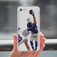 ciciber Sport American football Odell Cornelious Beckham, Jr. soft silicon phone cases cover for iPhone 6 6S 7 8 plus 5S SE X