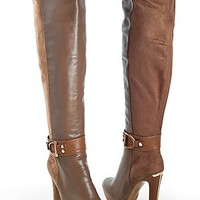 Detail Over The Knee Boot