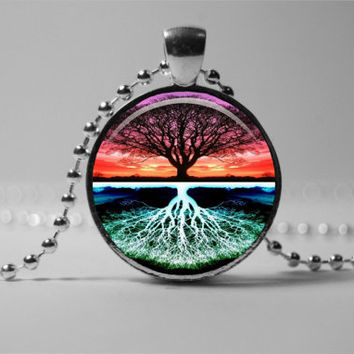 Tree of life Necklace, Tree of life Pendant,  Tree of life Jewelry