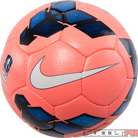 Nike Incyte FA Match Soccer Ball - Mango with Blue - SoccerPro.com