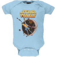 Star Wars - Space Marbles Infant Bodysuit