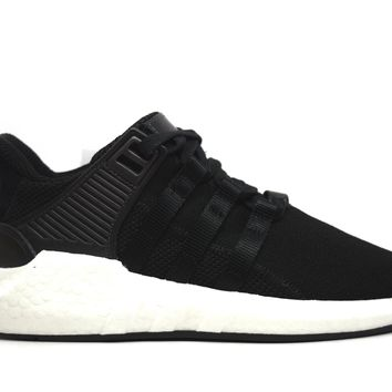 Adidas EQT Support 93/17 Milled Leather Black