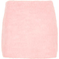 Fluffy Pelmet Skirt