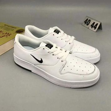 Nike SB Zoom Stefan Janoski Fashion Casual Shoes White I-CSXY